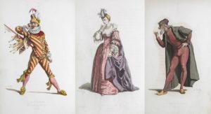 Характеристика образа Панталоне в комедиях Карло Гоцци