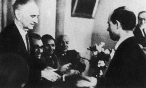 Жизнь Рубцова Н.М. во время учебы в Литературном институте