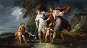 Миф об Адонисе
