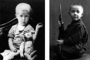 Детство и юность А.И. Солженицына