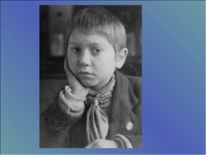 Детство Распутина В.Г.