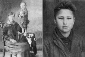 Детство и юность Шукшина В.М.